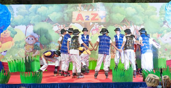 Annual Day A to Z-2017-18
