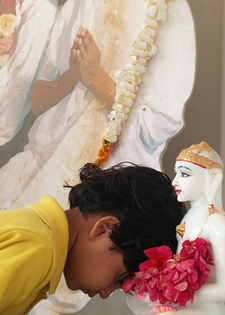 Glimpses of Gurupurnima Celebration