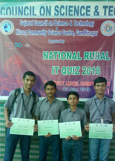National Rural IT Quiz 2018