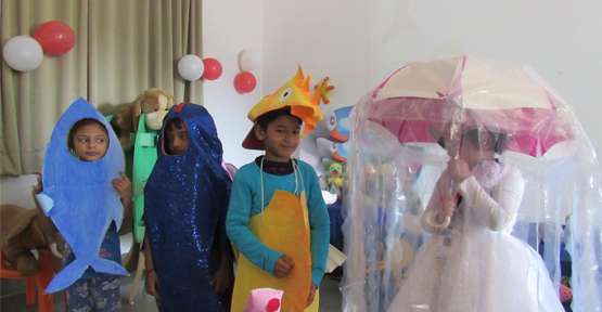 Fancy Dress Day - PrePrimary