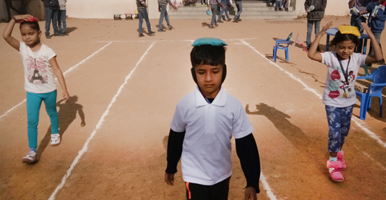 Sports Day - PrePrimary